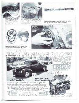 Chevy Engine